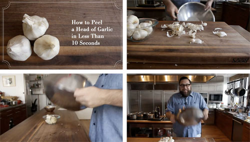 life hack-garlic