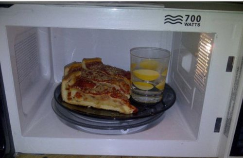 life hack-pizza