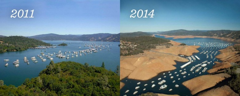 16 powerful before amp after photos of climate change