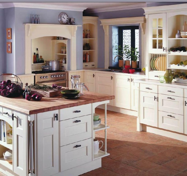 French Country Kitchen Cabinets: 13 Home Decor Ideas To Get You Inspired