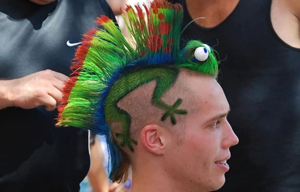 Wondrous These Might Be The Worst Haircuts Ever Afternoonspecial Short Hairstyles Gunalazisus